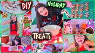 Diy Holiday Treats - Easy And Healthy + Giveaway!