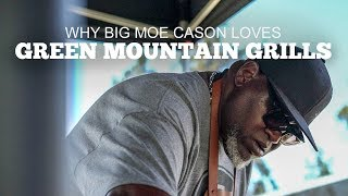 Big Moe Cason Talks BBQ, Competition, and GMG
