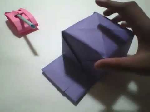 Como hacer una gorra de papel!!! - YouTube 7d81f90022d