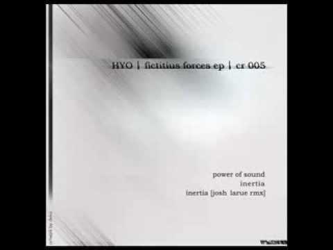 HYO - Inertia (Josh Larue Remix)