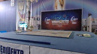 Чемпіонат України з важкої атлетики до 13 років та Турнір пам'яті героїв Чорнобиля. 10.04.2019