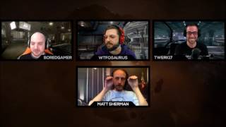 [REDACTED] Star Citizen Podcast #104 - Matt Sherman & Drake Edition