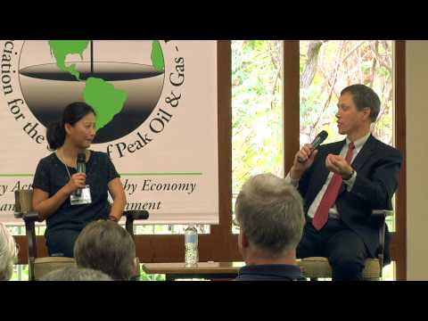 Sonia Yeh - The Future of Transportation Fuels Demand & Environmental Challenges