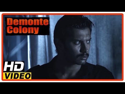 Demonte Colony Tamil Movie | Scenes | Arulnithi And Friends Goes To Demonte Colony