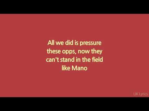 Headie One - Golden Boot (Lyrics)