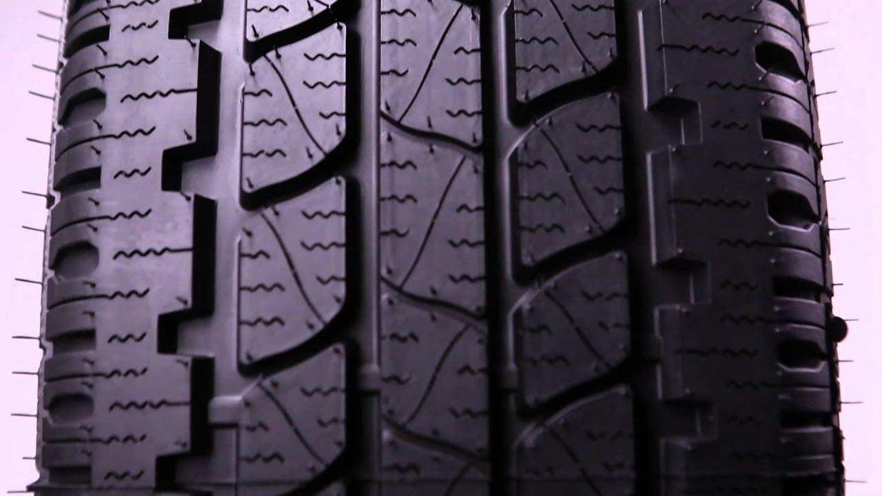 All Weather Tires >> Definity Dakota HT Tires - Pep Boys - YouTube