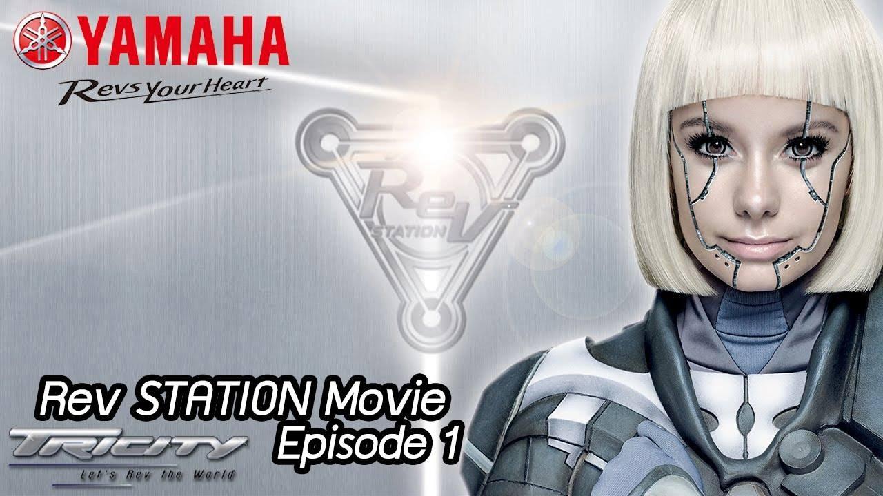 画像: Yamaha Rev STATION Movie Episode 1 youtu.be