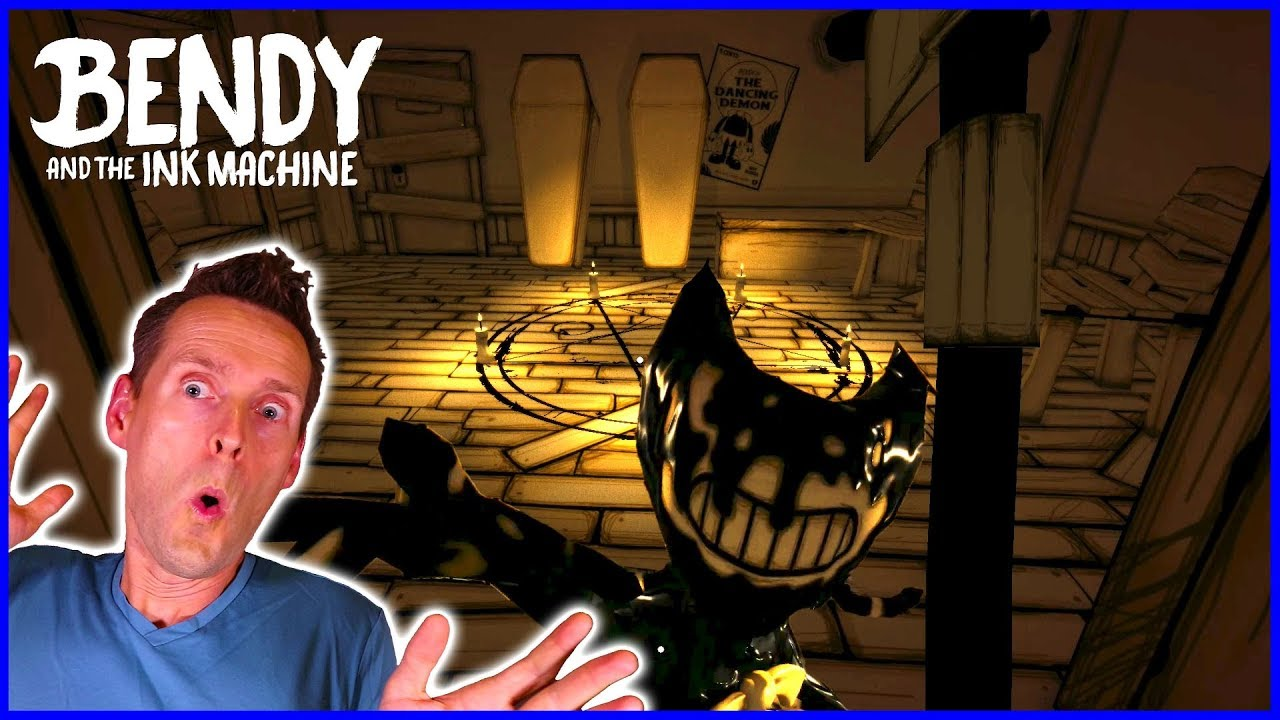 DON'T PLAY BENDY and the INK MACHINE at 3AM - YouTube
