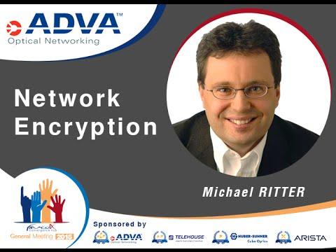Network Encryption ADVA by Michael RITTER