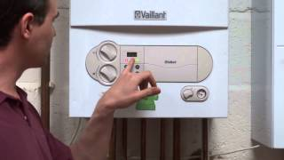 Vaillant Ecotec Mk 1 - Resetting the boiler.(Just a brief video of how to reset the boiler in case you run out of gas, and a brief run down of the controls., 2014-02-22T19:26:00.000Z)