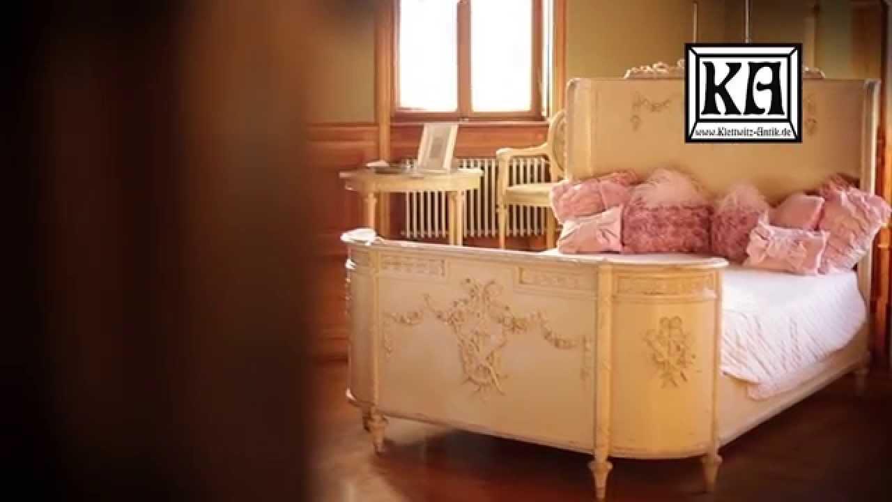 Schlafzimmer um 1910 - YouTube