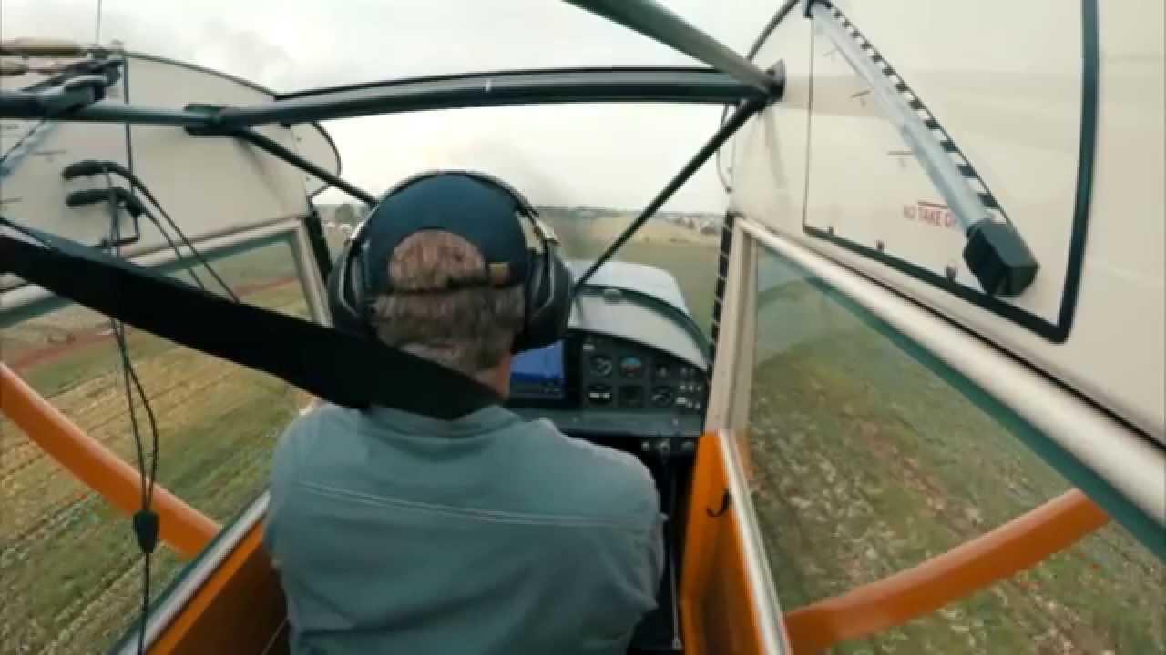 Bearhawk Patrol Maiden Flight