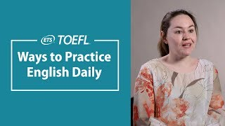 Practicing English: Make Every Minute Count │ My TOEFL® Success Story thumbnail