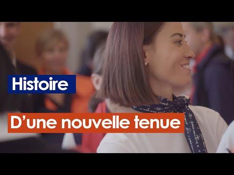 Documentaire - Paris Aéroport - Histoire d'une nouvelle tenue