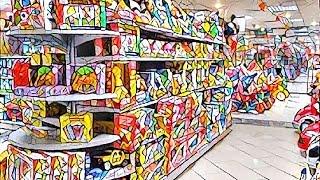 Социал в Германии: бесплатные игрушки для детей(В Германии людям, которые находятся на социале, можно получать раз в месяц не только еду и вещи, но и игрушки..., 2016-04-19T23:17:10.000Z)