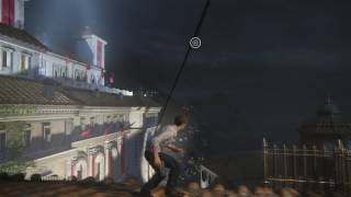 Uncharted 4: A Thief's End - Lights Out: Escape Estate Gameplay, Ball Room Fight (Para 45, Shotgun)