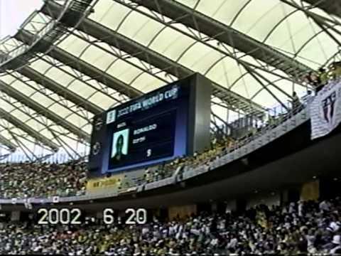 COPA DO MUNDO KOREA JAPAN 2002 FOTOS