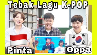 Guess K-POP Song | Pinta Oppa