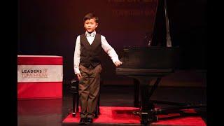 Turkish Bazaar by Mark Mrozinski RCM repertoire grade 2 played by 8 years Aaron Zheng