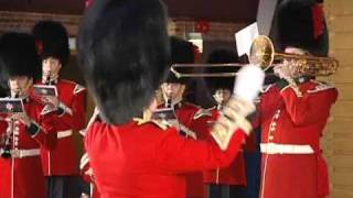 God Save the Queen GGFG Regimental band