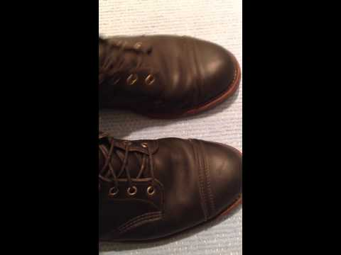 Original Chippewa Homestead Odessa boots one year old.