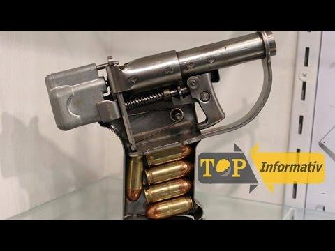 Top 10 cele mai proaste arme de foc din istorie