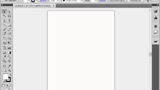 Интерфейс Adobe Illustrator CS4 (1/39)