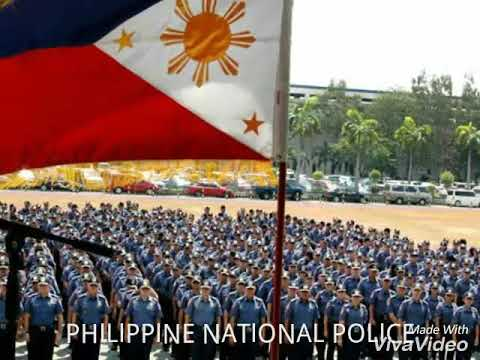 PHILIPPINE NATIONAL POLICE 2017