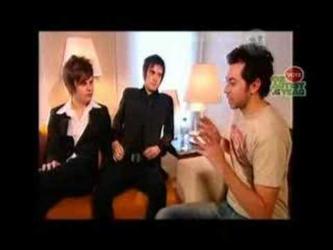 Panic! at the Disco on Channel V - Part 1
