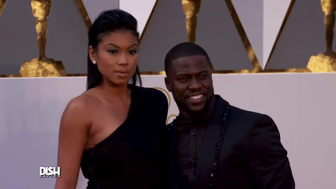 A New Little Boy to Love! Kevin Hart and Eniko Parrish Welcome Son Kenzo