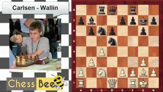 38. Carlsen Vs Wallin