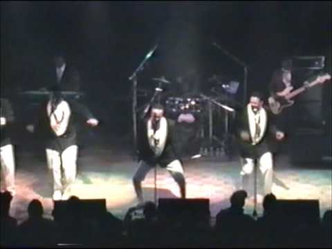 Download David Brandon Drummer with The Dramatics ''Intro/Come Inside Japan 1994