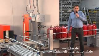 видео обмен газовых бытовых баллонов