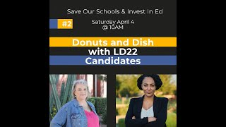Save Our Schools and Invest in Ed