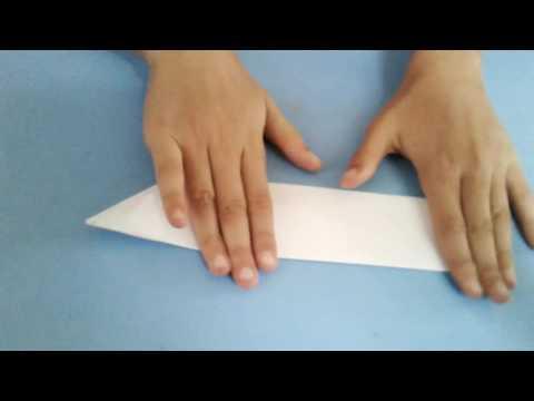 Футбольные ворота из бумаги своими руками