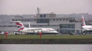 London City Airport - 11th November, 2009