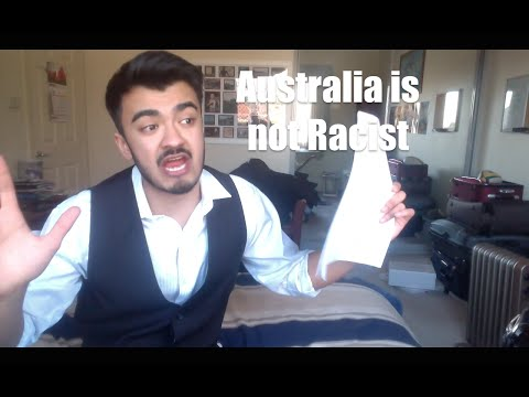 Australia is not Racist