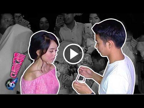 Lagu Romantis dan Kalung Emas Rizki Buat Lesti - Cumicam 08 Agustus 2016