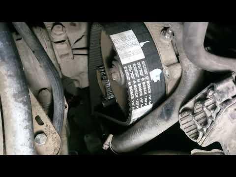 Оперативная замена ремня ГРМ Fiat Ducato 244, 2,3 Turbo.