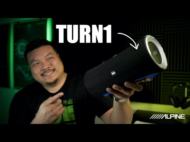Alpine | What's New Teguh | Ep. 8 | Turn1™ Waterproof Bluetooth Speaker