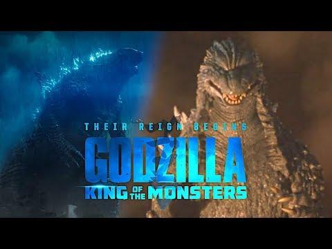Godzilla King Of The Monsters 2019 Trailer 2 Toho Millennium Era Style Youtube