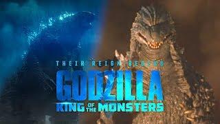 GODZILLA: KING OF THE MONSTERS (2019) Trailer 2 - TOHO MILLENNIUM ERA STYLE