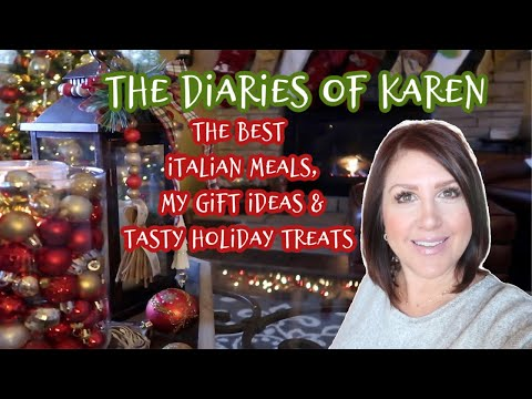 the-diaries-of-karen:-the-best-italian-meals-&-my-gift-ideas!