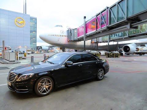 Lufthansa First Class Terminal - Frankfurt