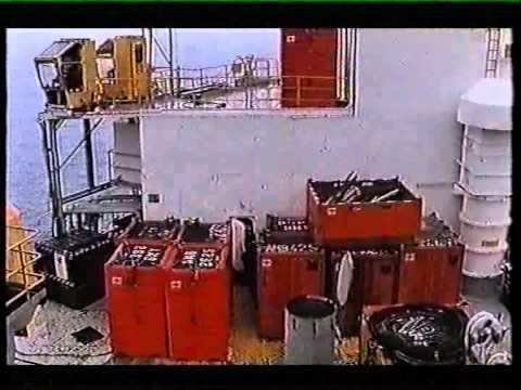 FG McLintock Jackup Drilling Rig - Part 1