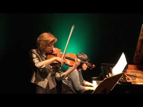 Rebecca Clarke: Sonate für Viola und Klavier -Karin Wolf (Viola) Yuko Ellinger (Piano)
