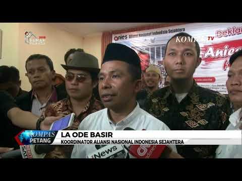 Relawan Deklarasikan Anies Sebagai Capres di Pilpres 2019