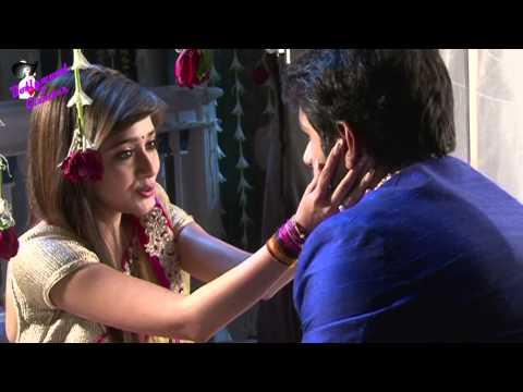 On location of TV Serial 'Uttaran'  Mithi & Akash's first night romance