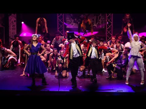 The Greatest Showman Medley By Diverse Performing Arts School Musical Theatre Students