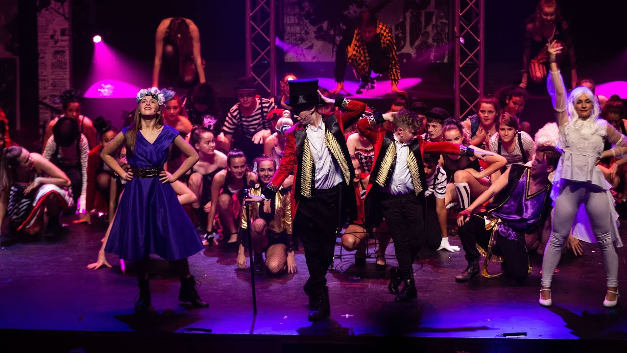 The Greatest Showman Medley By Diverse Performing Arts School Musical Theatre Students Youtube
